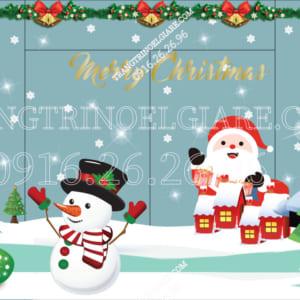 Trang trí Noel đẹp 2019